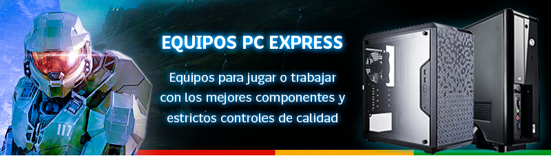 Equipos armados de PC EXPRESS !!!