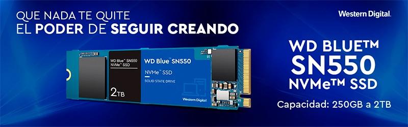 Productos Western Digital BLUE !!!