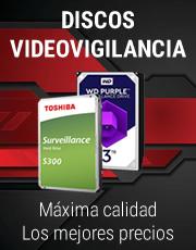 Oferta de Almacenamiento para videovigilancia !!!!