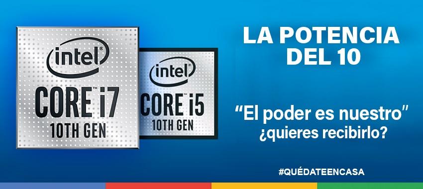 CPU INTEL 10a GENERACION !!!!!!