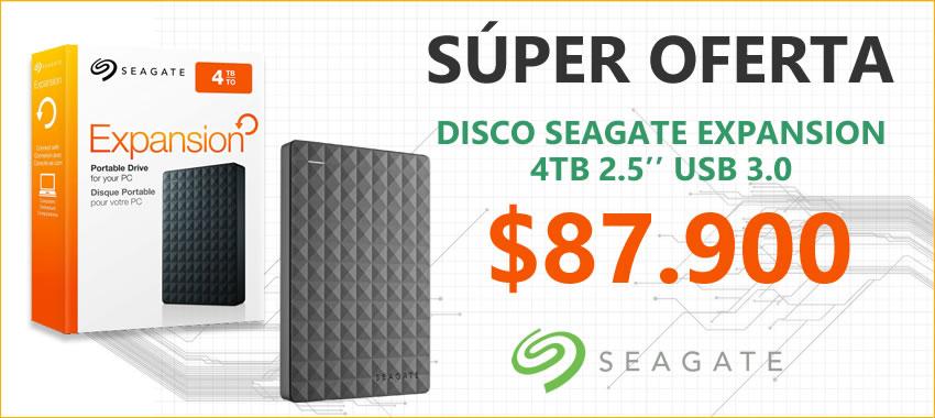 Seagate 4tb