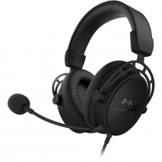 AUDIFONO GAMER HYPERX CLOUD ALPHA S BLACKOUT 7.1 SORROUND PC GAMING P/N HX-HSCAS-BK/WW