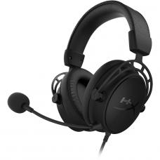 AUDIFONO GAMER HYPERX CLOUD ALPHA S BLACKOUT 7.1 SURROUND PC GAMING P/N HX-HSCAS-BK/WW
