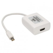 ADAPTADOR TRIPPLITE MINI DISPLAYPORT TO HDMI P/N P137-06N-HDMI