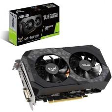 TARJETA DE VIDEO GEFORCE ASUS GTX 1660 06G TUF GAMING DDR5 PCIeX 3.0 P/N  TUF-GTX1660-O6G-GAMING