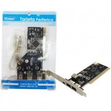 TARJETA PCI FIREWIRE 1394 INCLUYE CABLE