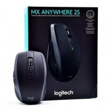 MOUSE INALAMBRICO LOGITECH MX ANYWHERE 2S LASER 7 BOTONES 2.4 GHZ GRAFITO P/N 910-005132