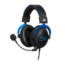 AUDIFONO GAMER HYPERX CLOUD PS4 P/N HX-HSCLS-BL/AM