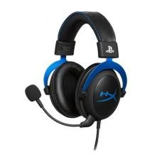 AUDIFONO GAMER HYPERX CLOUD PS4 P/N HX-HSCLS-BL/AM