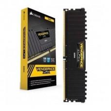 MEMORIA DDR4 CORSAIR VENGEANCE LPX  8GB 3000 MHZ NEGRO P/N CMK8GX4M1D3000C16