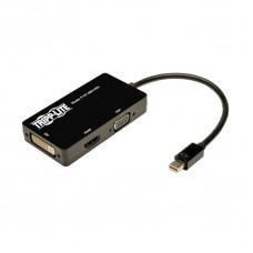ADAPTADOR TRIP LITE CONVERTIDOR DE VIDEO KEYSPAN MINI DISPLAYPORT A VGA / DVI / HDMI  P/N P137-06N-HDV