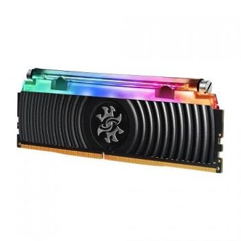 MEMORIA UDIMM DDR4 XPG ADATA BLACK 8GB 3200 MHZ D80 LIQUID COOLING P/N AX4U320038G16A-SB80