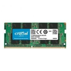 MEMORIA SODIMM CRUCIAL DDR4 8GB 3200 P/N CT8G4SFRA32A