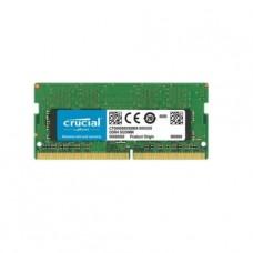 MEMORIA SODIMM CRUCIAL DDR4 8GB 2666 CL19 P/N CT8G4SFRA266