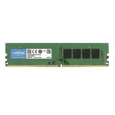 MEMORIA UDIMM DDR4 CRUCIAL 8GB 2400MHZ P/N CT8G4DFS824A