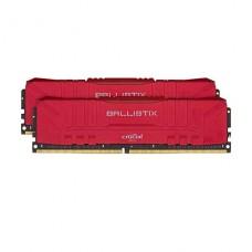 KIT DE MEMORIA DUAL DDR4 CRUCIAL 32GB (2X16GB) 3000 RED BOX P/N BL2K16G30C15U4R