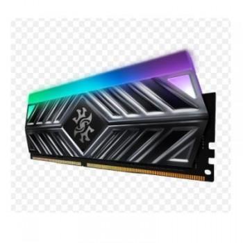 MEMORIA UDIMM DDR4 XPG ADATA BLACK 8GB 3200MHZ D41 RGB P/N AX4U320038G16A-ST41