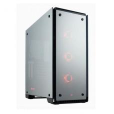 GABINETE GAMER CORSAIR CRYSTAL 570X RGB VIDRIO TEMPLADO CON EFECTO ESPEJO ATX SIN FUENTE P/N CC-9011126-WW