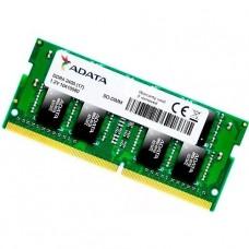 MEMORIA SODIMM ADATA DDR4 8GB 2400 CL17 P/N AD4S240038G17-S