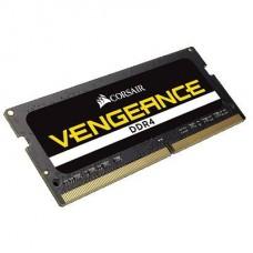 MEMORIA SODIMM 4GB 2400 MHZ / PC4 19200 CL16 1.2V DDR4 CORSAIR VENGEANCE P/N CMSX4GX4M1A2400C16