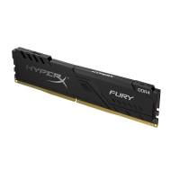 MEMORIA DDR4 KINGSTON HYPERX FURY BLACK 16GB 2400 MHZ  P/N HX424C15FB416