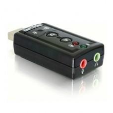TARJETA DE SONIDO USB 7.1 VIRTUAL