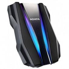 DISCO DURO EXTERNO 2TB ADATA GAMING BLACK RGB USB 3.2 P/N AHD770G-2TU32G1-CBK