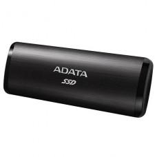 DISCO EXTERNO 512GB ADATA SSD SE760 BLACK USB 3.2 GEN2 TYPE-C P/N ASE760-512GU32G2-CBK