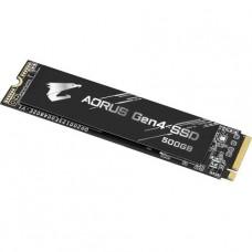 DISCOS AORUS DE ESTADO SOLIDO SSD M.2 2280 500GB P/N GP-AG4500G