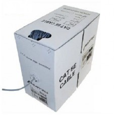 CAJA DE CABLE DE RED UTP CAT 5E 305M