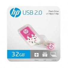 PENDRIVE HP 32GB V221W USB 2.0 P/N HP-FD221W-32P