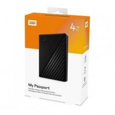 DISCO DURO EXTERNO WD MY PASSPORT CIFRADO 4TB USB 3.0 AES DE 256 BITS NEGRO P/N WDBPKJ0040BBK-WESN