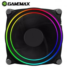 VENTILADOR PARA CPU GAMEMAX GMX-12-DBB ARGB DOBLE ANILLO P/N GMX-12-DBB ARGB