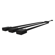 CABLE DE EXTENSION COOLER MASTER 1 A 3 RGB ( SPLITTER ) P/N R4-ACCY-RGBS-R2
