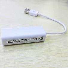 ADAPTADOR USB A LAN 10/100