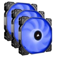 KIT DE 3 VENTILADORES PARA GABINETE CORSAIR AF120 BLUE 120MM P/N CO-9050084-WW