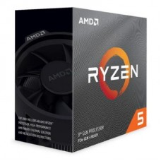 PROCESADOR AMD RYZEN 5 3600XT 4.5GHZ 6 CORE sAM4 P/N 100-100000281BOX