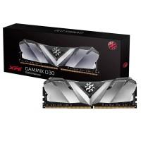 MEMORIA UDIMM DDR4 XPG ADATA BLACK 8GB 3200 MHZ D30 GAMMING BLACK P/N AX4U320088G16A-SB30