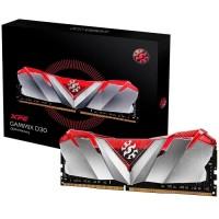 MEMORIA UDIMM DDR4 XPG ADATA BLACK 8GB 3200 MHZ D30 GAMMING RED P/N AX4U320088G16A-SR30
