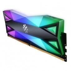 MEMORIA UDIMM DDR4 XPG ADATA 8GB 3600MHZ RGB D60 P/N AX4U360038G17-ST60