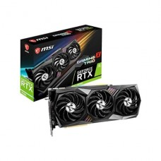TARJETA DE VIDEO MSI GEFORCE RTX 3090 GAMING X TRIO 24GB GDDR6X 384 BIT PCIex 4.0 P/N GEFORCERTX3090GAMINGXTRIO24G