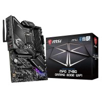PLACA MADRE MSI Z490 GAMING EDGE WIFI s1200 P/N MPGZ490GAMINGEDGEWIFI