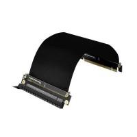CABLE THERMALTAKE RISER PARA GPU (PCI-E 3.0 x16, Recto, 20cm, Negro) P/N AC-053-CN1OTN-C1