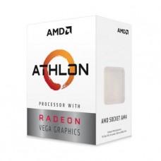 PROCESADOR AMD ATHLON 3000G sAM4 P/N YD3000C6FHBOX