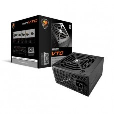 FUENTE DE PODER COUGAR VTC 400W 80 PLUS WHITE P/N 31VC040007P01