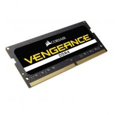 MEMORIA SODIMM 16GB 2666 MHZ CL18 1.2V DDR4 CORSAIR VENGEANCE P/N CMSX16GX4M1A2666C18