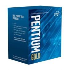 PROCESADOR INTEL PENTIUM GOLD DUAL CORE G6400 4GHZ DECIMA GENERACION s1200 P/N BX80701G6400