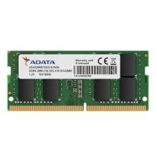 MEMORIA SODIMM ADATA DDR4 8GB 2666 CL19 P/N AD4S266688G19-SGN