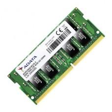 MEMORIA SODIMM ADATA DDR4 4GB 2666 CL19 P/N AD4S2666J4G19-S