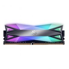 MEMORIA UDIMM DDR4 XPG ADATA 8GB 3600MHZ RGB D60 P/N AX4U360038G18A-ST60